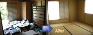 千葉県で不用品回収をはじめ遺品整理、ごみ屋敷の片付け、特殊清掃まで当社にお任せください。